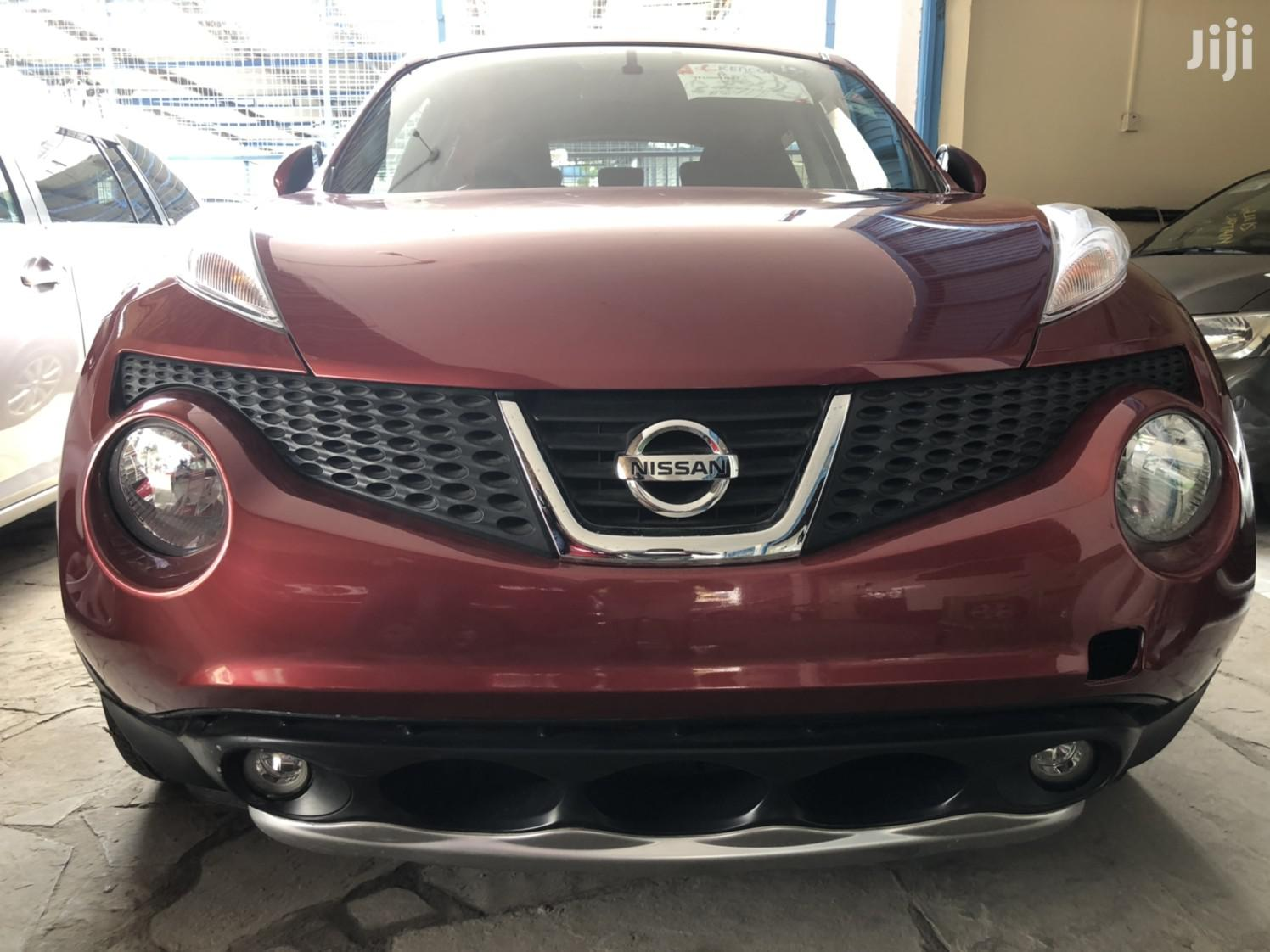 Nissan Juke 2013 Red | Cars for sale in Tudor, Mombasa, Kenya