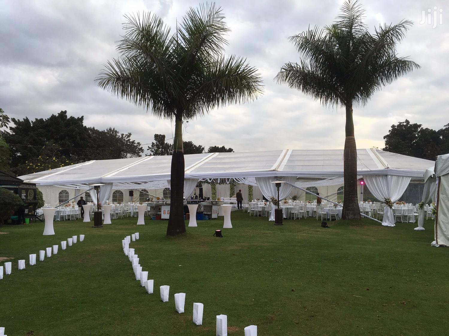 Archive: A Frame Tent For Hire
