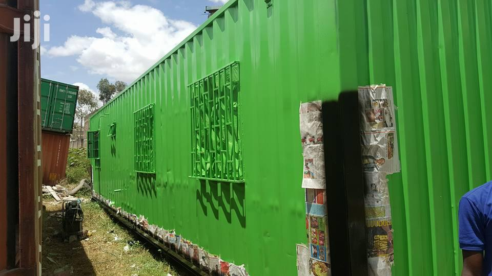 Archive: 40ft Container Offices
