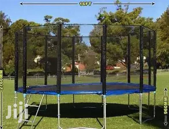 Archive: Trampolines