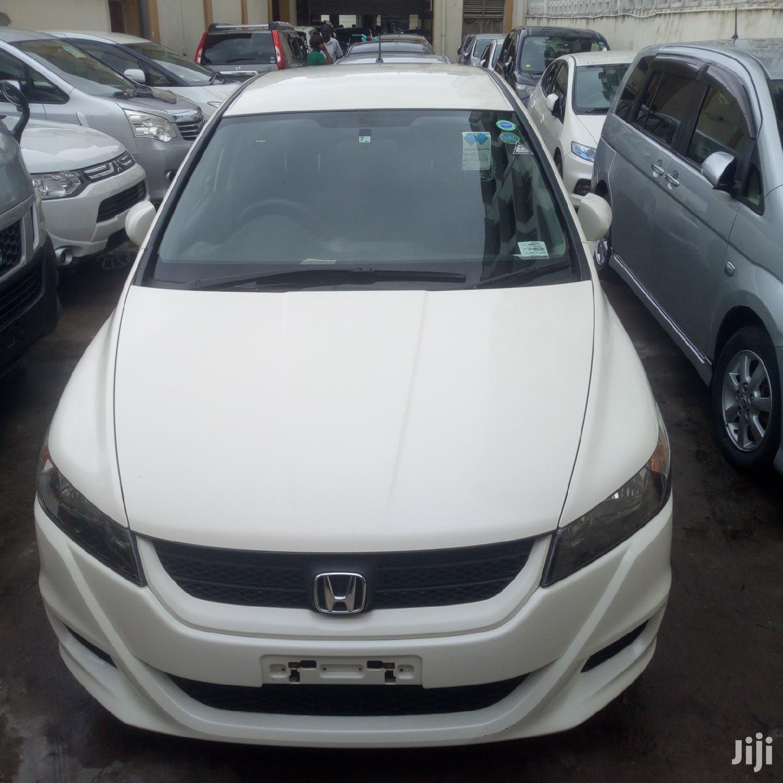 Honda Stream 2012 White | Cars for sale in Shimanzi/Ganjoni, Mombasa, Kenya