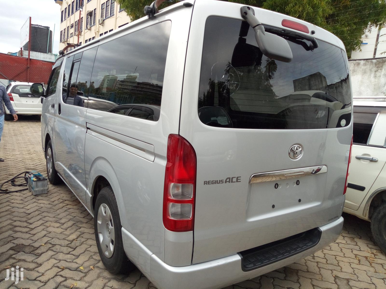 Toyota HiAce 2012 Silver   Buses & Microbuses for sale in Mvita, Mombasa, Kenya
