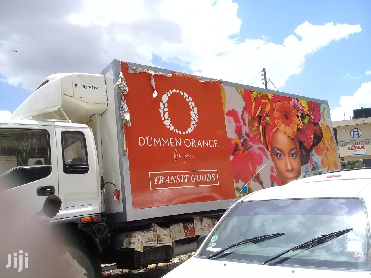 Vehicle Branding | Automotive Services for sale in Embakasi, Nairobi, Kenya