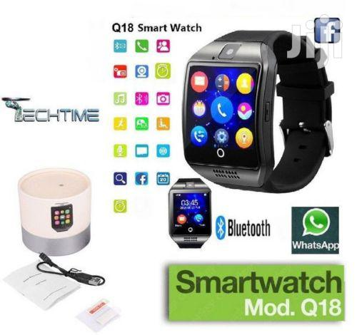 Archive: TF/SIM Card Slot Q18 Smart Bluetooth Smartwatch Phone With Camera