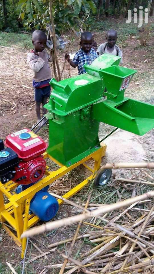 Combined Electric And Petrol Engine Chopper Machine.   Farm Machinery & Equipment for sale in Kitengela, Kajiado, Kenya
