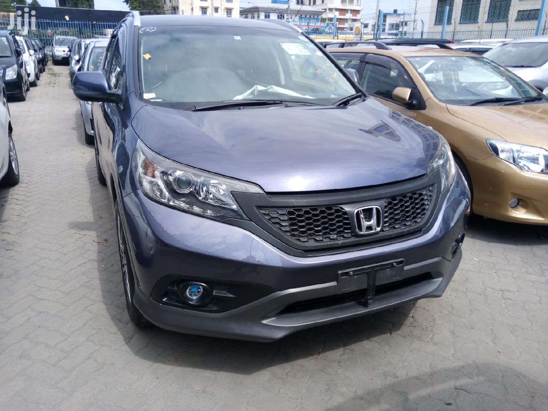 Honda CR-V 2013 Blue