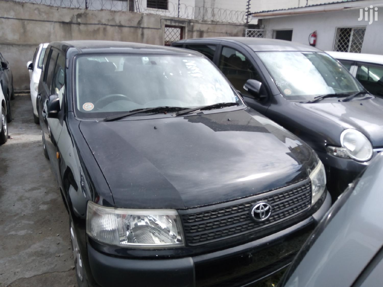 Toyota Probox 2012 Black