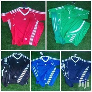 Plain Football Uniforms (Jersey+Shorts+Socks)