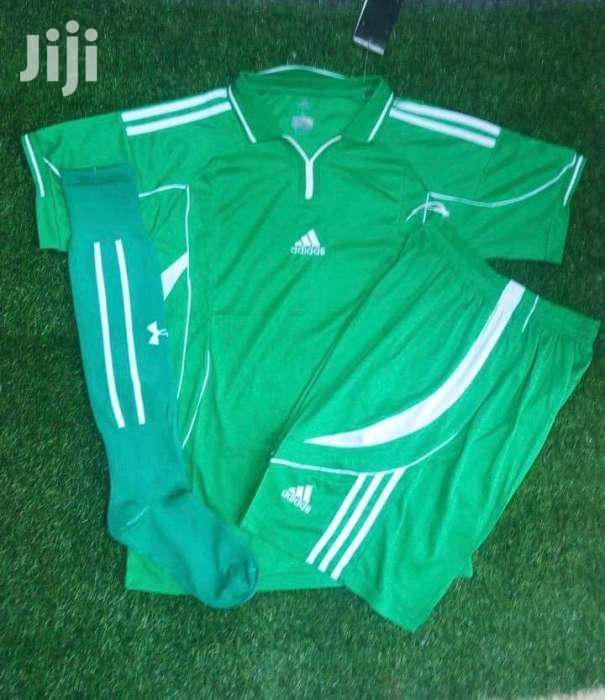 Archive: Plain Football Uniforms (Jersey+Shorts+Socks)