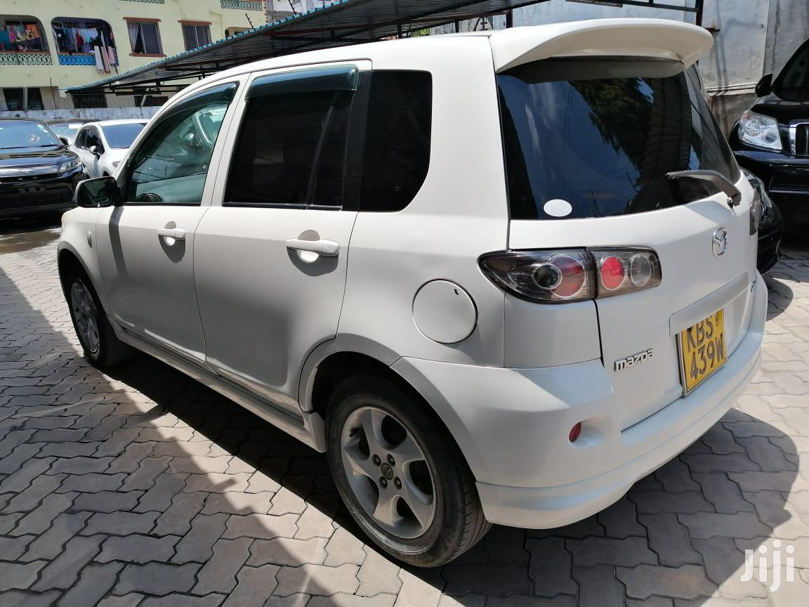 Mazda Demio 2005 White | Cars for sale in Shanzu, Mombasa, Kenya