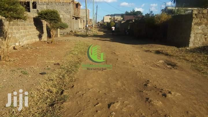 40 By 96 Plot In Juja. 2km From Thika Superhighway.