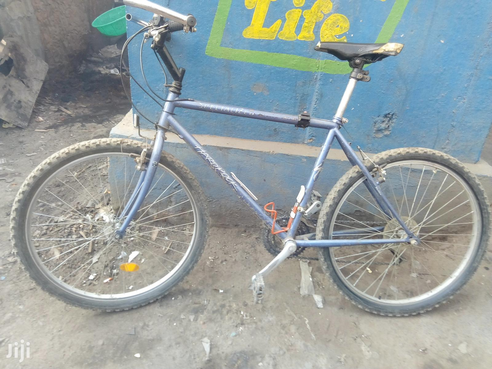 Archive: Used Mountain Bicycle