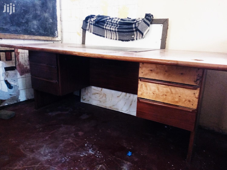 Executive Office Desk. | Furniture for sale in Shanzu, Mombasa, Kenya