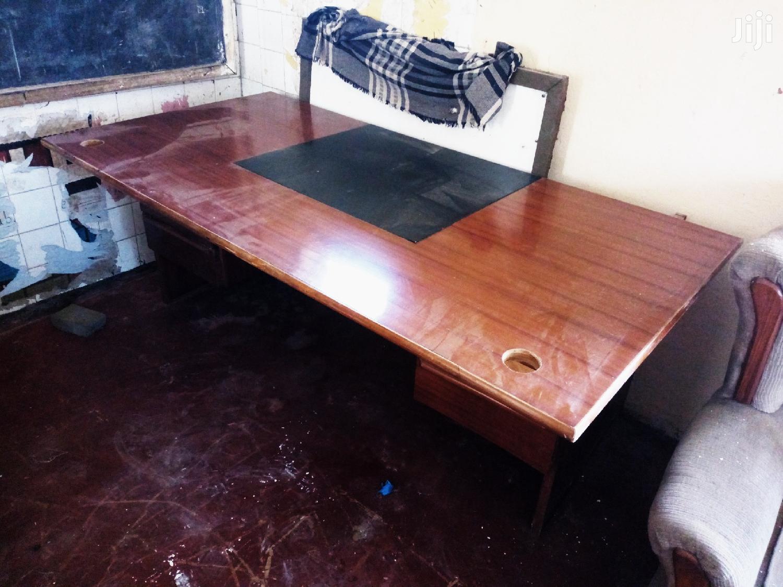 Executive Office Desk.