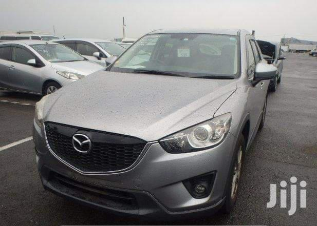 Mazda 5 2013 Gray | Cars for sale in Shimanzi/Ganjoni, Mombasa, Kenya