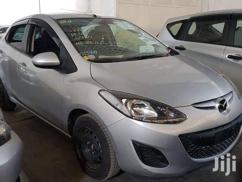 Archive: Mazda Demio 2013 Gray
