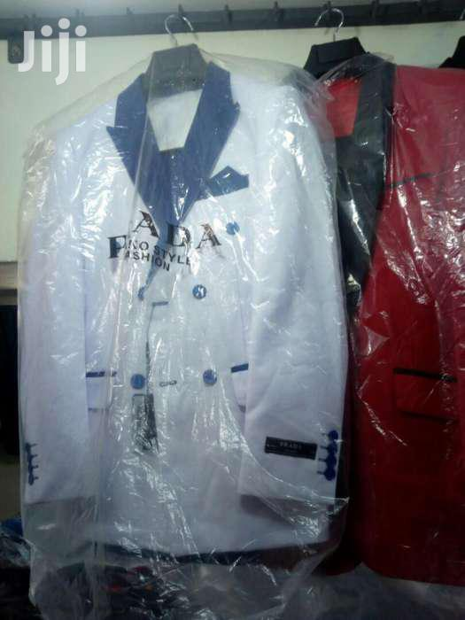 Black And White Tuxedo Suit. | Wedding Wear & Accessories for sale in Nairobi Central, Nairobi, Kenya