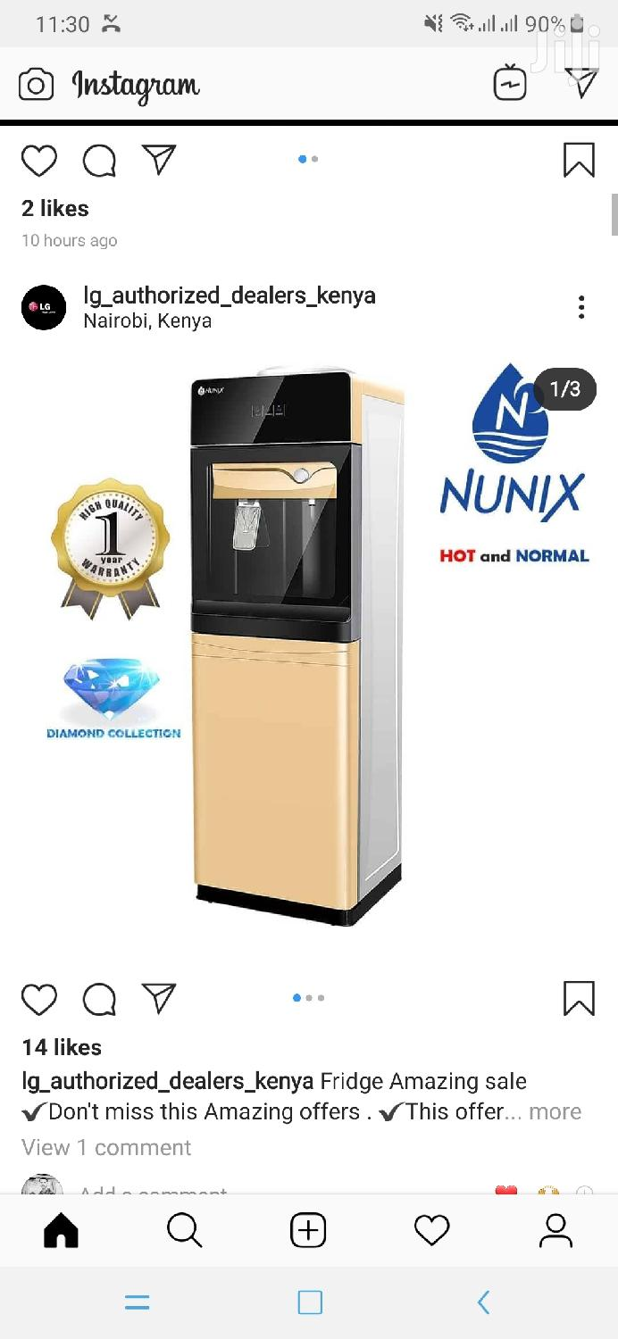 Archive: Nunix Water Dispenser