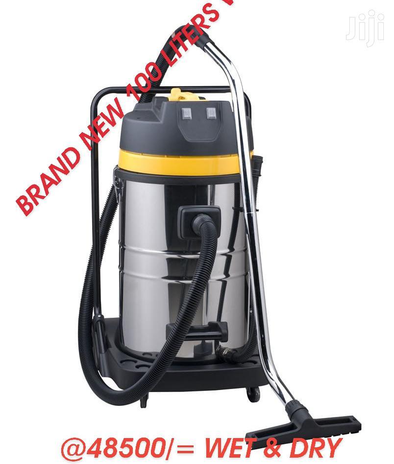 100 Liters Vacuum Cleaner