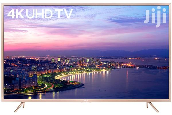 Archive: TCL 65 Inch Hdr 4K Uhd Smart Multi-system LED TV 65p65us
