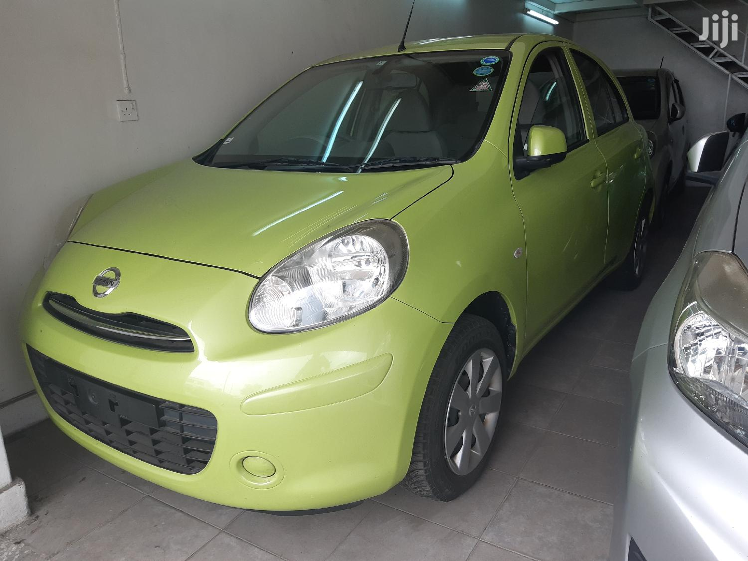 Nissan March 2012 Green