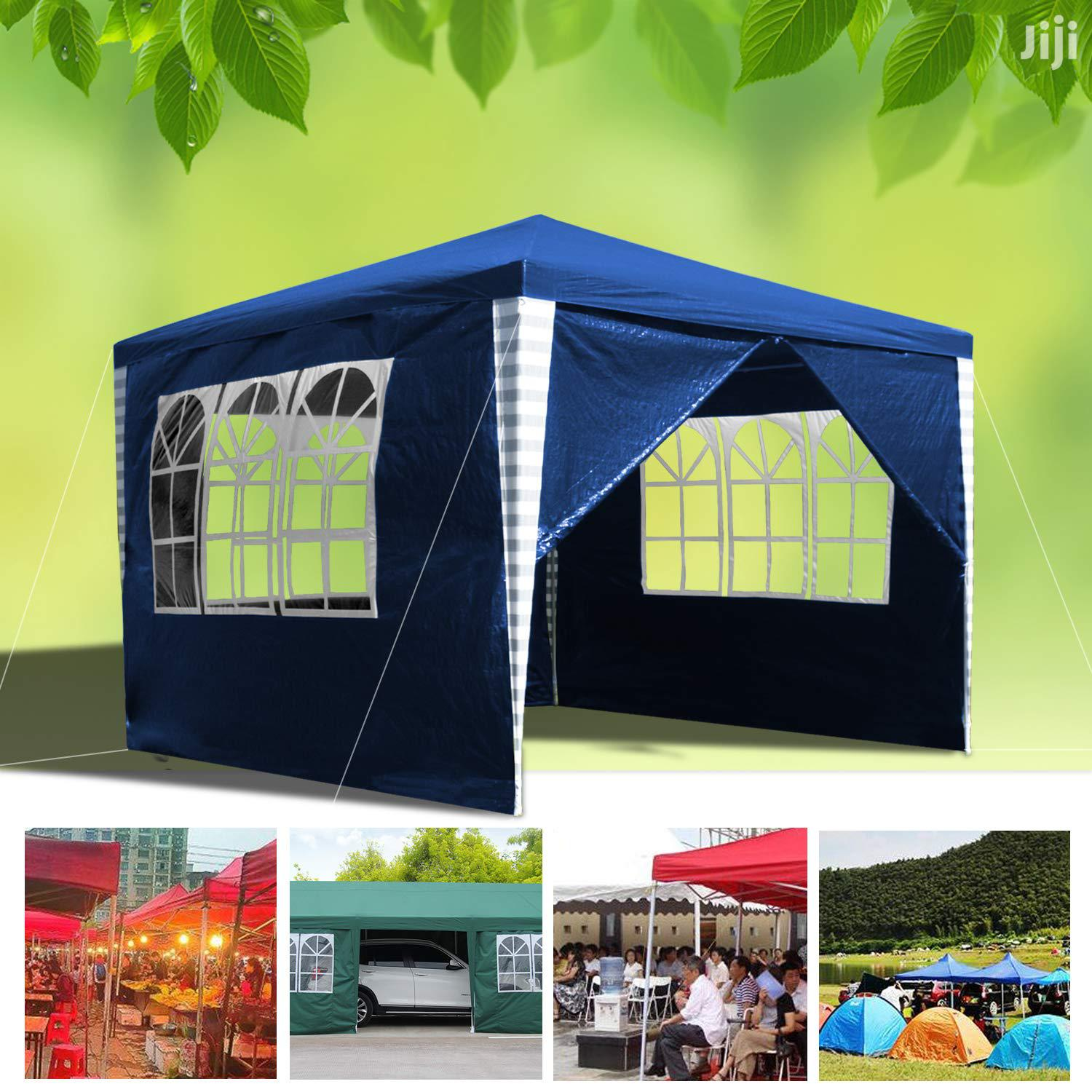 Archive: Sidepanel Gazebo Tents