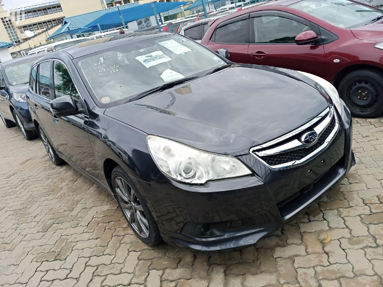 Archive: Subaru Legacy 2012 Black