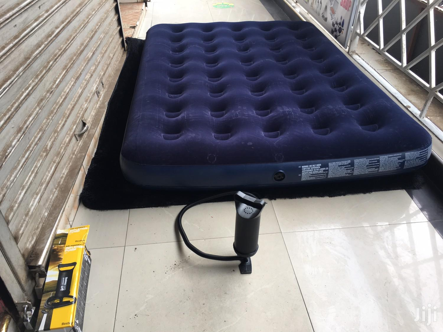Archive: Inflatable Mattress