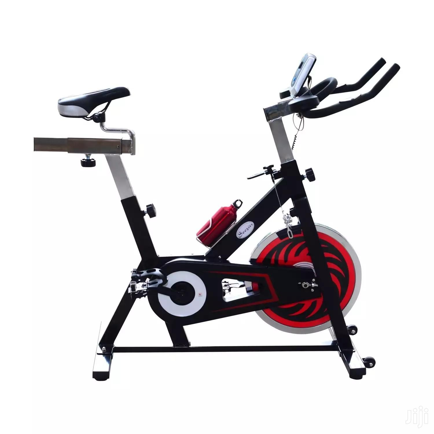 Exercise Gym Spinning Bikes