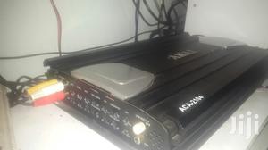 Akai ACA-2104 4 Channel Amplifier 1200w