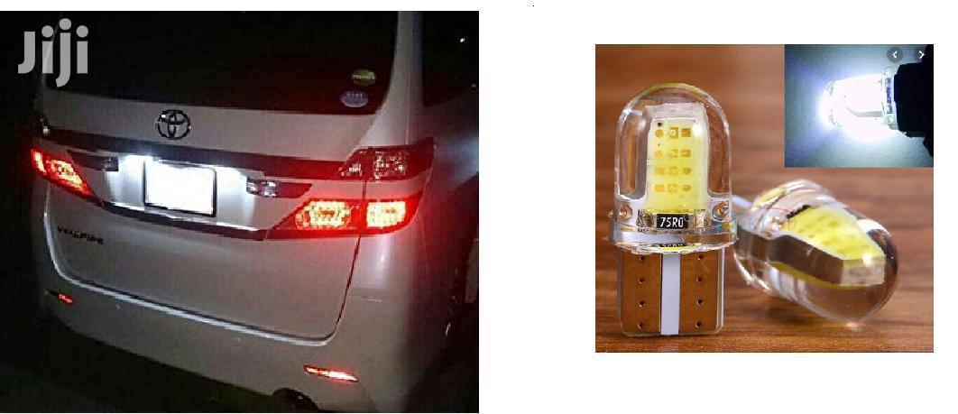 2X LED Number Plate Bulbs