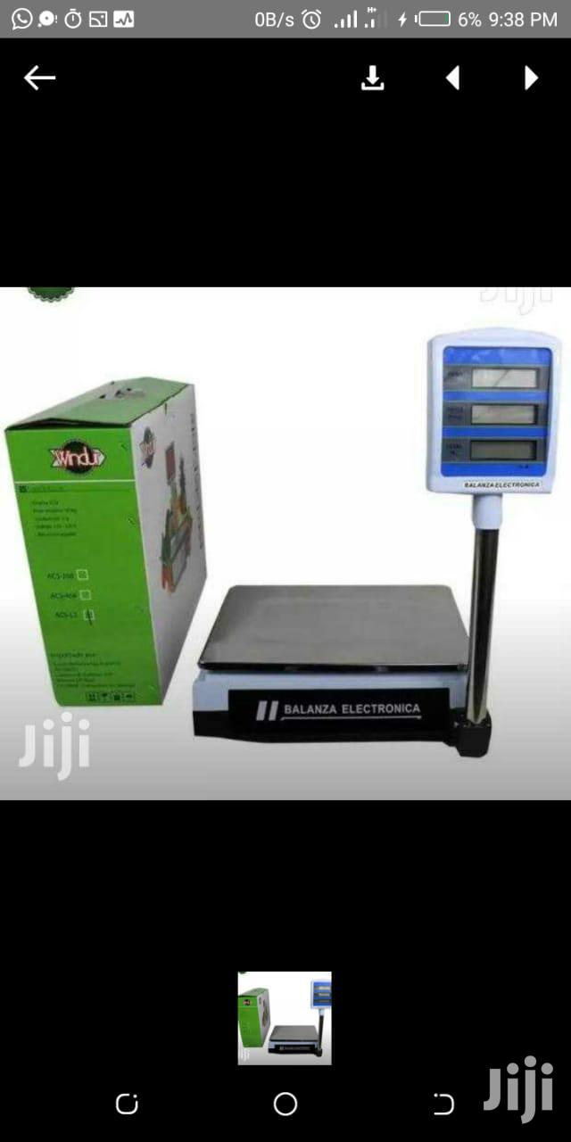 30kgs Digital Weighing Scale Machine
