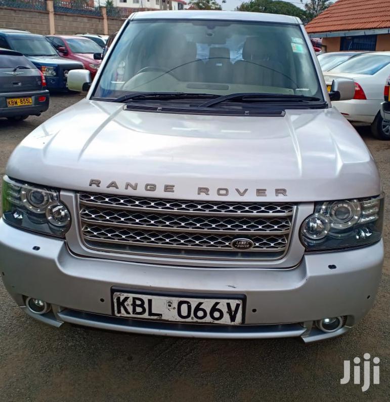 Land Rover Range Rover Vogue 2003 Silver   Cars for sale in Woodley/Kenyatta Golf Course, Nairobi, Kenya