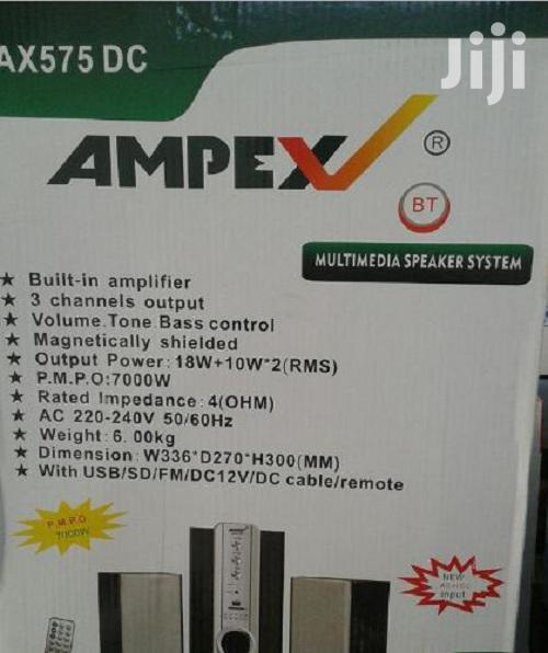 Ampex Subwoofer