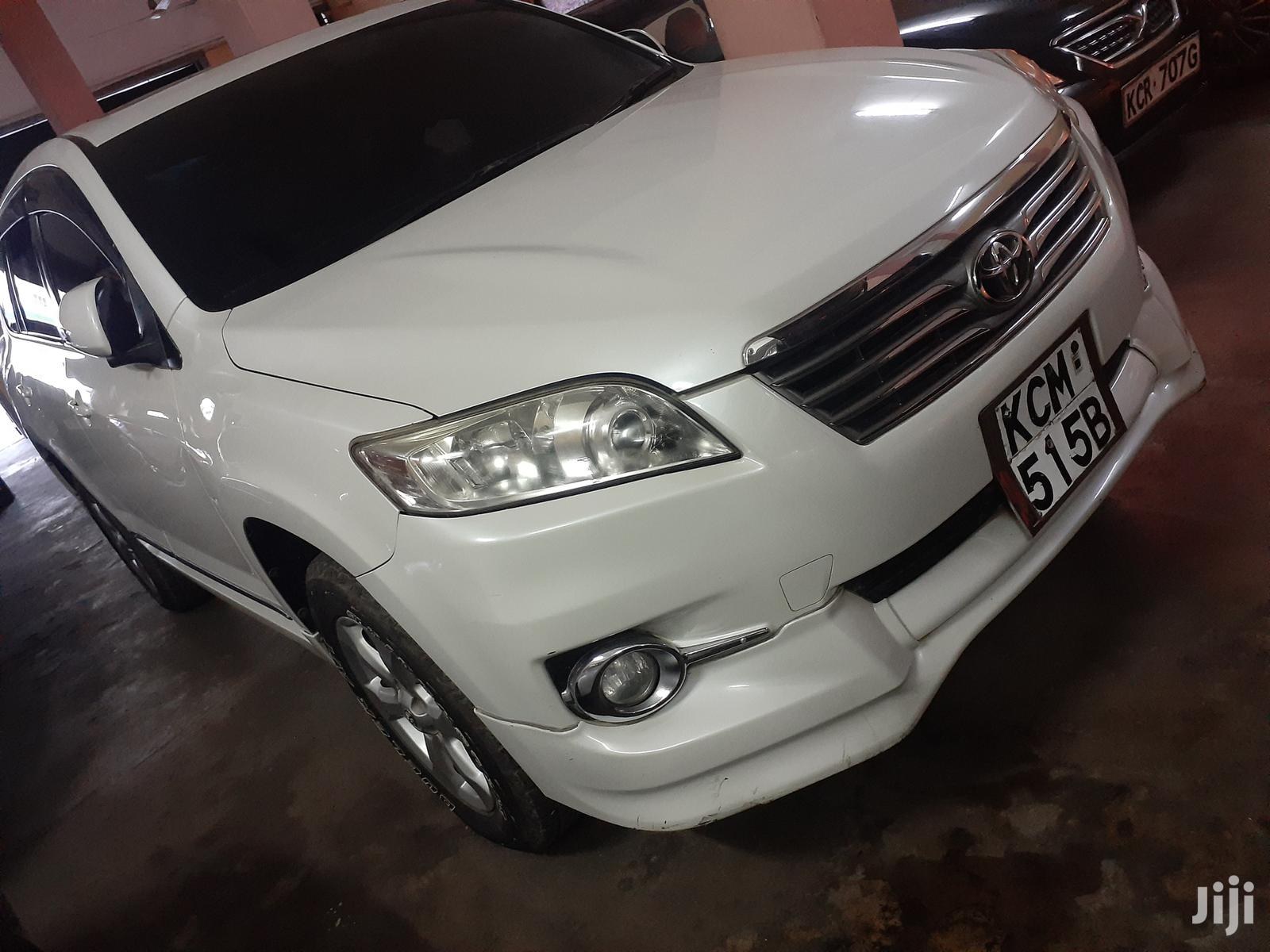 Toyota Vanguard 2010 White | Cars for sale in Mvita, Mombasa, Kenya