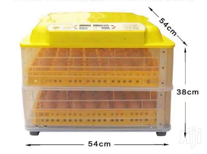 104 Ac/Dc Egg Incubator
