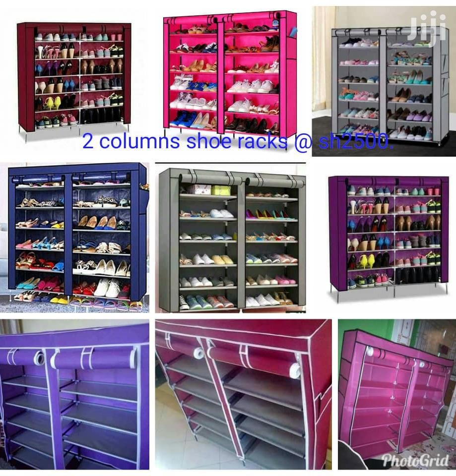 Get Quality Wooden Frame Portable Shoe Racks Available