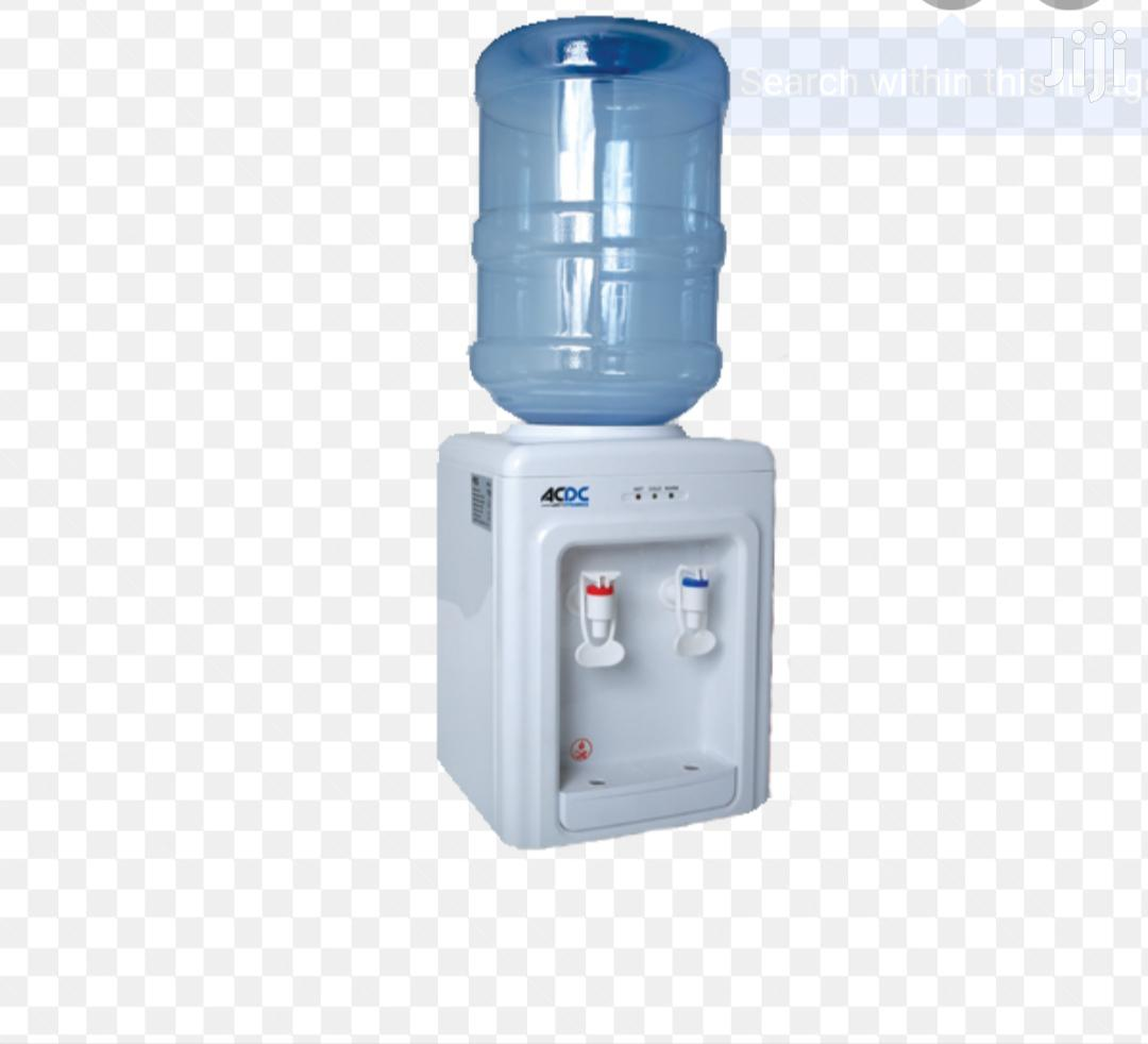 Nunix Table Top Water Dispenser Hot And Normal