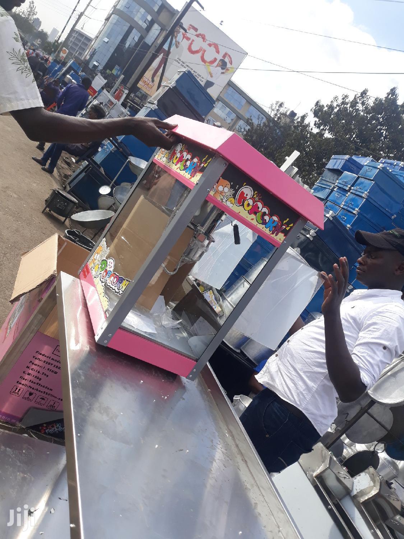 Imported Popcorn Machine