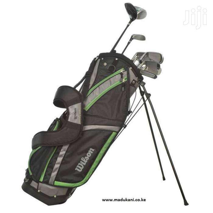 Archive: Wilson Tour Velocity Men Complete Golf Set