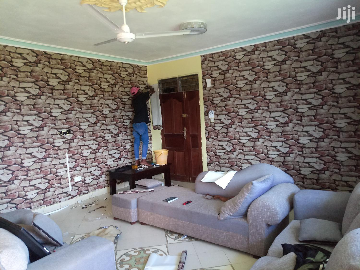 Archive: Call For Proffesional Wallpaper Fixation