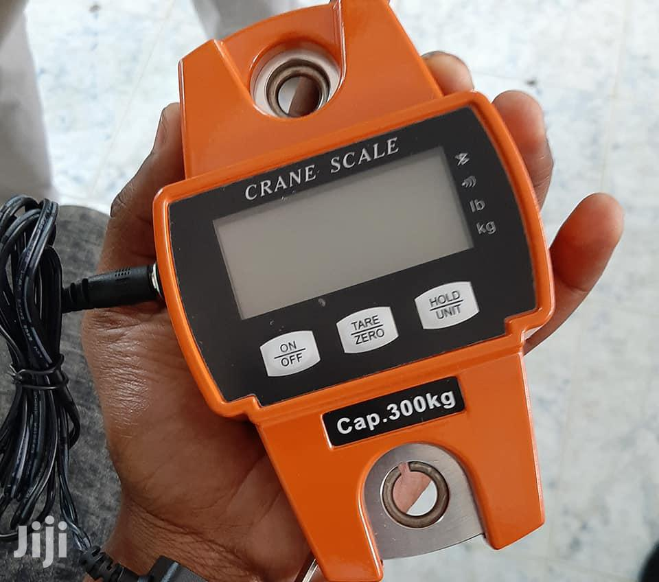 Archive: Heavy Duty Digital Hanging Scales
