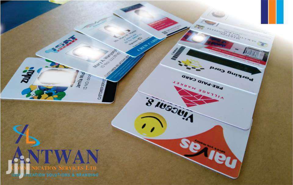 Printing Students ID Cards, Staff ID Cards, Membership ID Cards