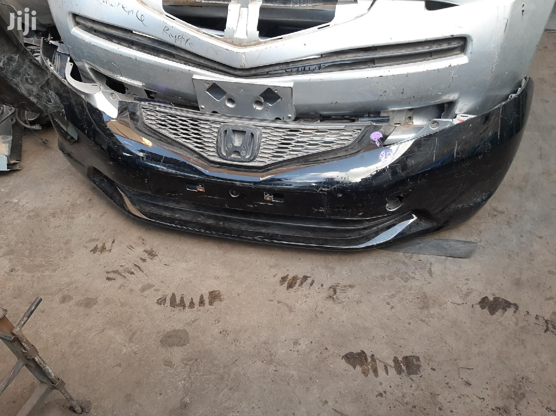 Archive: Dent Free Honda Fit 2010 Front Bumper Auto Car Spare Body Parts