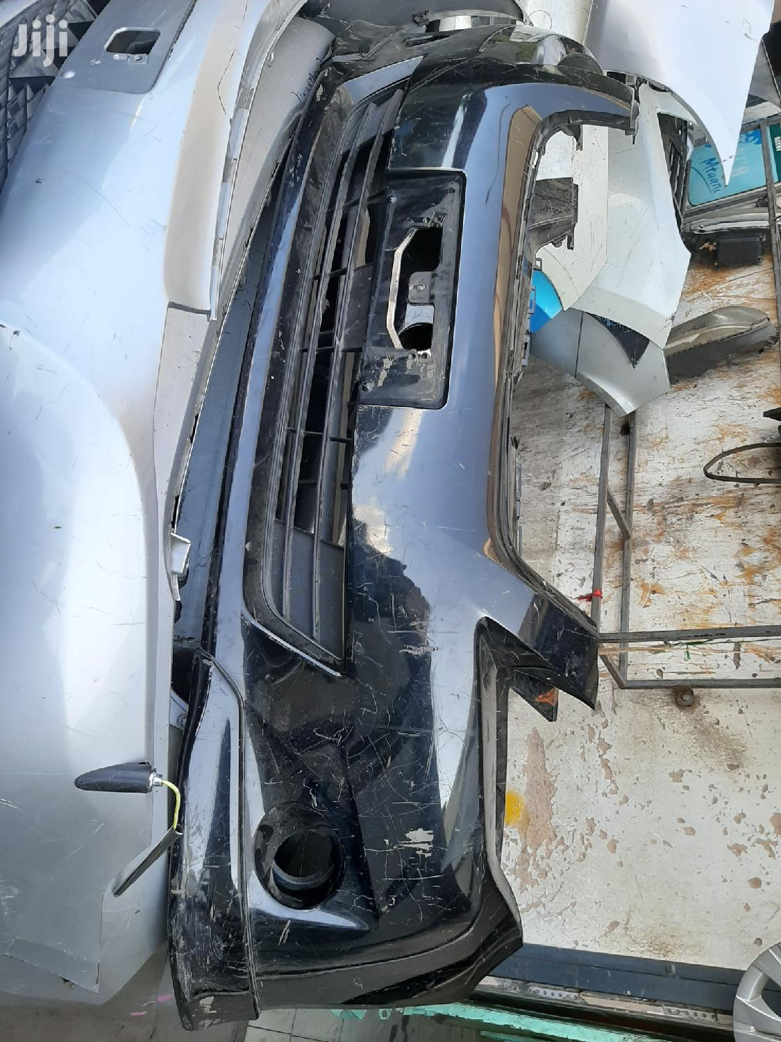 Dent Free Fielder 2010 Front Bumper Auto Car Spare Body Parts | Vehicle Parts & Accessories for sale in Nairobi Central, Nairobi, Kenya