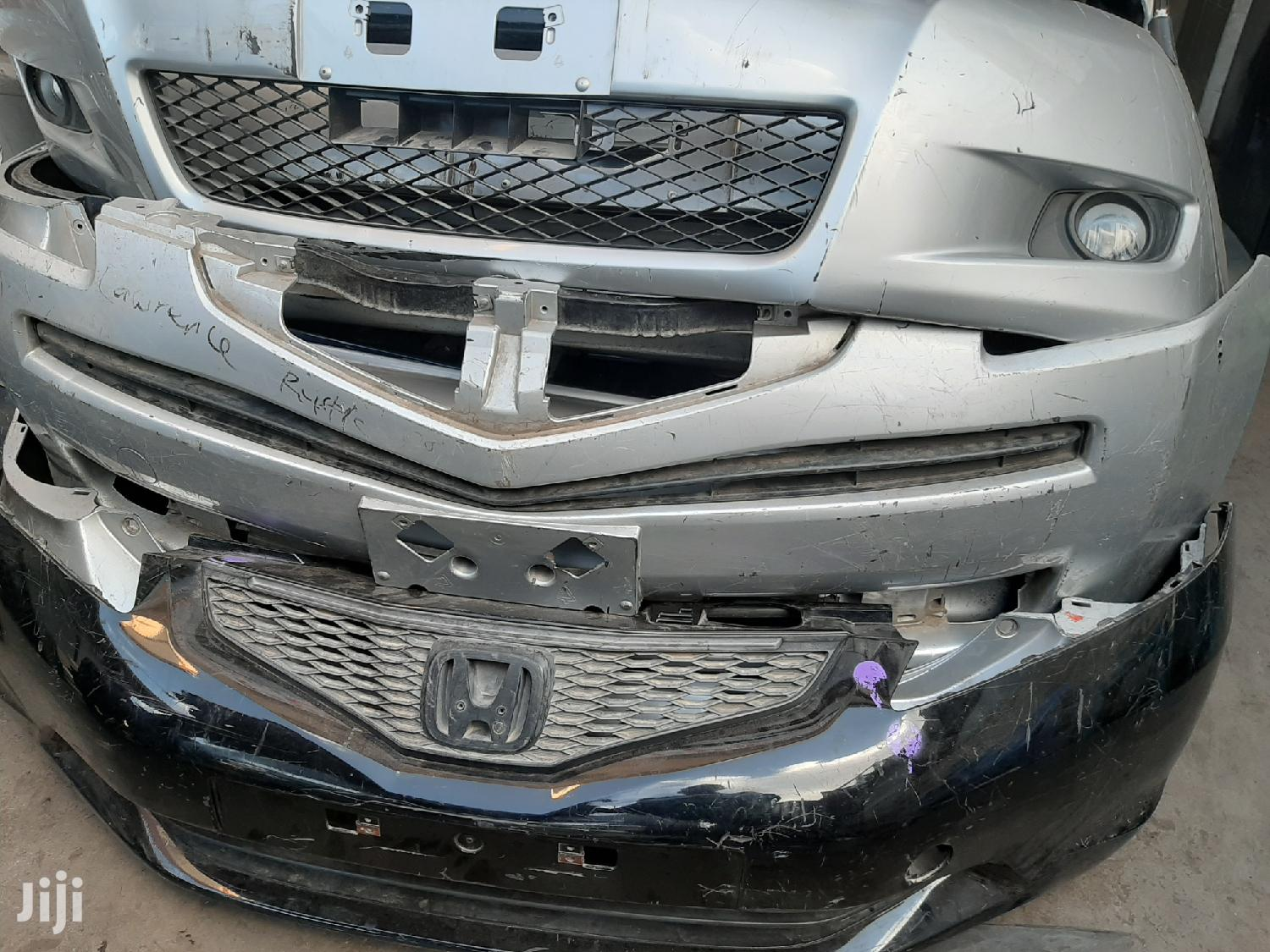 Dent Free Toyota Ractis 2008 Front Bumper Auto Car Spare Body Parts