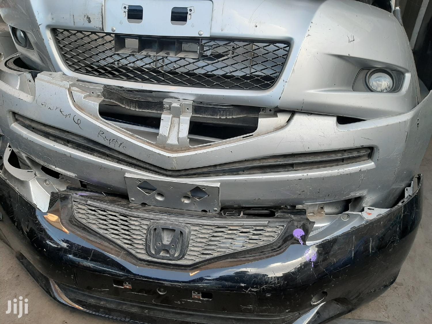Dent Free Toyota Ractis 2008 Front Bumper Auto Car Spare Body Parts | Vehicle Parts & Accessories for sale in Nairobi Central, Nairobi, Kenya