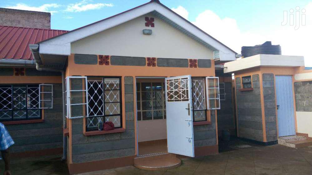 3 Bedroomed House In Thika ,Kisii Estate For Sale