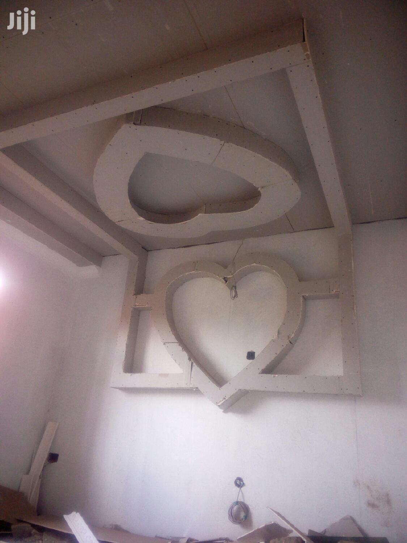 Archive: Gypsum Ceilings Installation
