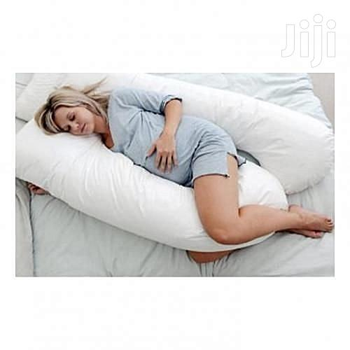 Maternity Back Belly Contoured Body Pillow With Washable Cover | Maternity & Pregnancy for sale in Nairobi South, Nairobi, Kenya